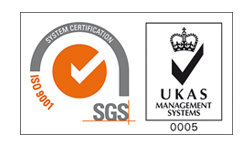 SGS ISO9001 Accreditation